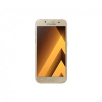 "Smart phone Samsung Galaxy A3 (2017) A320F Gold, 4.7 "", Super AMOLED, 720 x 1280 pixels, Exynos, 7870, Internal RAM 2 GB, 16 GB, microSD, Single SIM, Nano-SIM, 3G, 4G, Main camera 13 MP, Second camera 8 MP, Android, 6.0.1, 2350 mAh, Warranty"