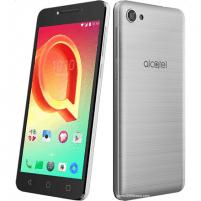 "Mobile phone Alcatel A5 LED Silver, 5.2 "", IPS LCD, 720 x 1280 pixels, Mediatek, MT6753, Internal RAM 2 GB, 16 GB, microSD, Dual SIM, Nano-SIM, 3G, 4G, Main camera 8 MP, Second camera 5 MP, Android, 6.0, 2800 mAh, Warranty 24 month(s)"