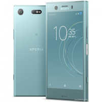 "Mobilais telefons Sony Xperia XZ1 Compact G8441 Blue, 4.6 "", IPS LCD, 720 x 1280 pixels, Qualcomm Snapdragon, 835, Internal RAM 4 GB, 32 GB, microSD, Single SIM, Nano-SIM, 3G, 4G, Main camera 19 MP, Second camera 8 MP, Android, 8.0, 2700 mAh, Warr Mobilie tālruņi"