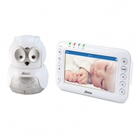 Mobili auklė DVM-210 OWL-Video Baby Monitor (4.3col.displ.)