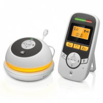 Mobili auklė Motorola MBP 169 White, Baby Monitor Safe infancy