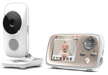 Mobili auklė Motorola MBP667 Baby Monitor Saugiai kūdikystei