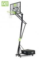 Mobilus reguliuojamas krepšinio stovas Exit Galaxy 116x77cm Basketbola stendi