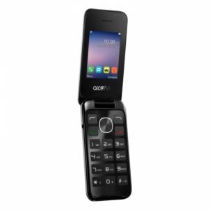 Mobile phone 2051D Metal Silver Latin