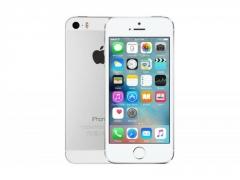 Mobilus telefonas Apple iPhone 5s 16GB Silver EU HQ Refurbished Mobilūs telefonai
