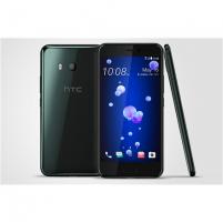 "Mobilus telefonas HTC U11 Brilliant melns, 5.5 "", Super LCD, 1440 x 2560 pixels, Qualcomm, Snapdragon 835, Internal RAM 4 GB, 64 GB, microSD, Single SIM, Nano SIM, 3G, 4G, Main camera 12 MP, Second camera 16 MP, Android, 7.1, 3000 mAh"