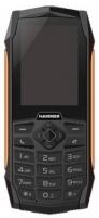 Mobilus telefonas MyMobilais telefons HAMMER 3 + Dual Sim orange
