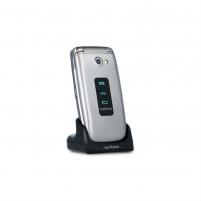 Mobile phone MyPhone Rumba silver Mobile phones