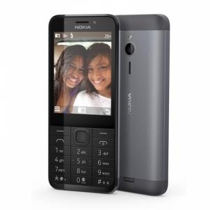 Mobilus telefonas Nokia 230 DS Dark Silver