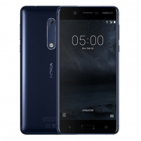 Mobile phone Nokia 5 DS Blue