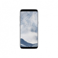 "Mobilus telefonas Samsung Galaxy S8 G950F Arctic Silver, 5.8 "", Super AMOLED, 1440 x 2960 pixels, Exynos 8895 Octa, Internal RAM 4 GB, 64 GB, microSD, Single SIM, Nano-SIM, 3G, 4G, Main camera 12 MP, Second camera 8 MP, Android, 7.0, 3000 mAh, Warra Mobilie tālruņi"