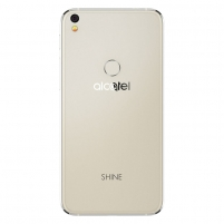 Mobile phone Shine Lite Satin Gold