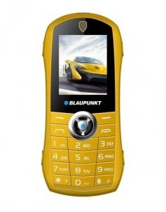 Mobilais telefons Blaupunkt Car yellow