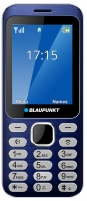 Mobile phone Blaupunkt FL 02 Dual blue Mobile phones