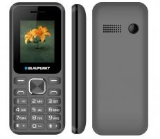 Mobilusis telefonas Blaupunkt FS 04 gray-black