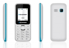 Mobilusis telefonas Blaupunkt FS 04 white-blue