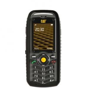 Mobilusis telefonas CAT Caterpillar B25 black Mobilūs telefonai