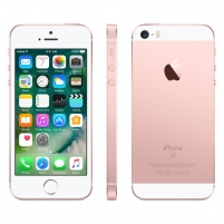 Mobilusis telefonas iPhone SE 32GB Rose Gold