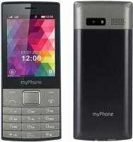 Mobilusis telefonas MyPhone 7300 Dual black