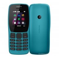 Mobilais telefons Nokia 110 Blue Mobilie tālruņi