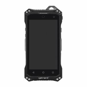 Mobilusis telefonas Onyx 1.2: juodos spalvos Mobilūs telefonai