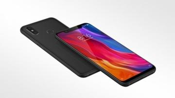 Mobilusis telefonas Xiaomi Mi 8 128G Black BAL Mobilūs telefonai