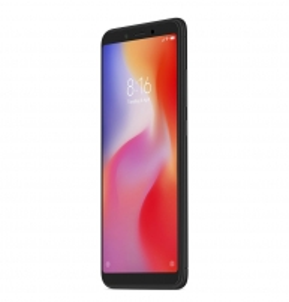 Mobilusis telefonas Xiaomi Redmi 6 3+32GB Black BAL