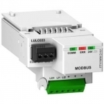 Modulis komunikacinis, MODBUS lulc033 Other automatic switches