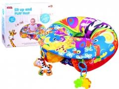 Mokomoji pagalvėlė kūdikiui Safe infancy