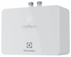 Momentinis elektrinis vandens šildytuvas Electrolux Aquatronic NP4AQ-DL 4kW Electric water heaters