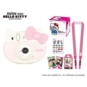 Momentinis fotoaparatas Fujifilm instax mini HELLO KITTY Pink, Alkaline