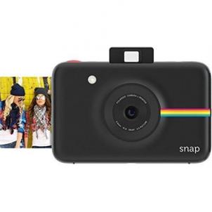 Momentinis fotoapratas Polaroid Snap Instant Digital Camera Black Momentiniai fotoaparatai