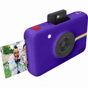 Momentinis fotoapratas Polaroid Snap Instant Digital Camera Purple Momentiniai fotoaparatai