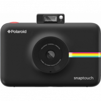 Momentinis fotoapratas Polaroid Snap Touch Instant Digital Camera Black Momentiniai fotoaparatai