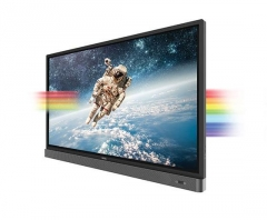 Monitor BenQ RP653K, 65 UHD, 10p Touch, Android OS, D-sub, HDMI, USB, Speakers