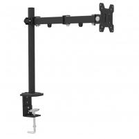 Monitoriaus laikiklis ART Desk Holder L-01N Universal for monitor LED/LCD black 13-32 8KG