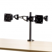 Monitoriaus laikiklis Fellowes - arm for 2 monitors - Professional Series