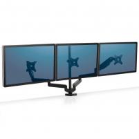 Monitoriaus laikiklis Fellowes - arm for 3 monitors horizontally - Platinum series