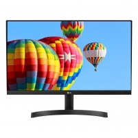 Monitorius 27MK600M-B IPS FHD 75Hz LCD ir LED monitoriai