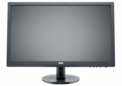 Monitorius AOC LED e2260Sda 22 wide, DVI, speakers