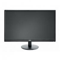 "Monitorius AOC M2470SWDA2 23.6 "", MVA, FHD, 1920 x 1080 pixels, 16:9, 4 ms, 250 cd/m², Black, DVI, VGA"