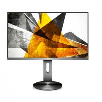 """Monitorius AOC U2790PQU 27 """", IPS, FHD, 3840x2160, 16:9, 5 ms, 350 cd/m², Black Lcd monitors"""
