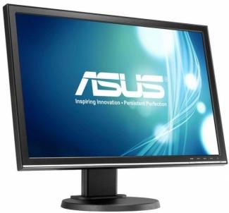 Monitor Asus LED VW22ATL 22'' wide, 5ms, DVI, pivot, speakers, black