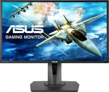 Monitorius Asus MG248QR, 24, FHD, 1ms, 144Hz, DP/HDMI/DVI-D, FreeSync