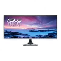 "Monitorius Asus MX34VQ 31 "", UWQHD, 3440 x 1440 pixels, 21:9, 4 ms, 300 cd/m², Dark Grey Lcd monitors"