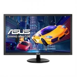 "Monitorius Asus VP278QG 27 "", FHD, 1920 x 1080 pixels, 16:9, 1 ms, 300 cd/m², Black Lcd monitors"