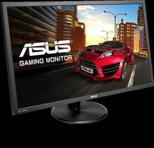 Monitorius Asus VP28UQG 28inch TN 4K, DP, HDMI, FreeSync, 1ms