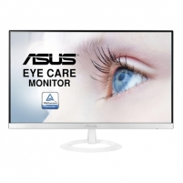 "Monitorius Asus VZ249HE-W 23.8 "", IPS, FHD, 1920 x 1080 pixels, 16:9, 5 ms, 250 cd/m², White Lcd monitors"