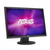 "Monitorius Asus Wide Screen 22.0""(55.9cm) "", 5ms ms, Black, Signal Input : D-Sub, DVI-DPC Audio Input : 3.5mm Mini-Jack"