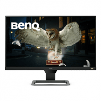 "Monitorius Benq EW2780 27 "", IPS, FHD, 1920 x 1080, 16:9, 5 ms, 250 cd/m², Black/Metallic grey"